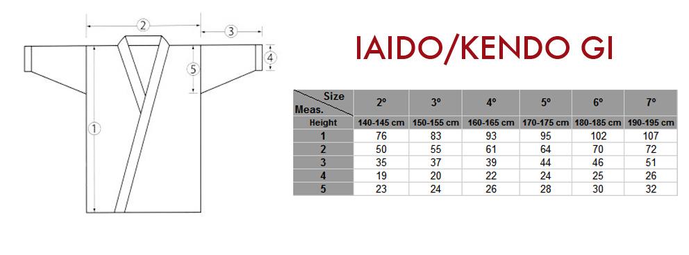 Iaido Gi