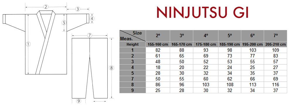 Ninjutsu Gi