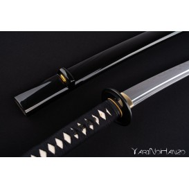 O Katana Afilada | Espada Japonesa | Artesanal