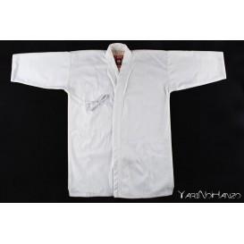 Sakura Kendo Gi Blanco | Kendogi artesanal