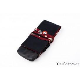 Bolsa para Aikido KOI Rojo| Buki Bukuro KO