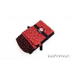 Shinai Bukuro TOMBO Rojo | Shinai bag TOMBO