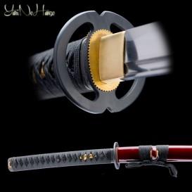 Musashi Katana Afilada | Espada Japonesa | Artesanal