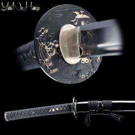 Ishiki | Espada Japonesa | Iaito Katana Artesanal