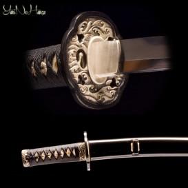Nami Wakizashi Afilado | Espada Japonesa | Artesanal