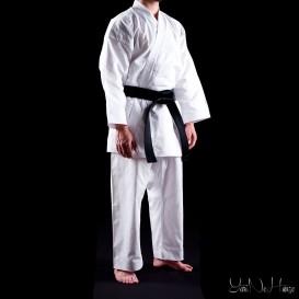 Karate Gi Shuto Beginner | Karate Gi Blanco | Ligero 8 Onzas