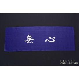 Tenugui para Kendo | Mushin | Azul