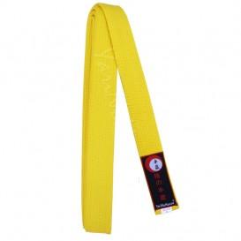 Cinturón Amarillo para Karate y Judo | Karate Judo Obi