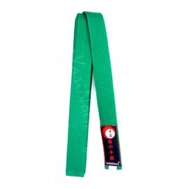 Cinturón Verde para Karate y Judo | Karate Judo Obi