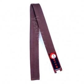 Cinturón Marrón para Karate y Judo | Karate Judo Obi