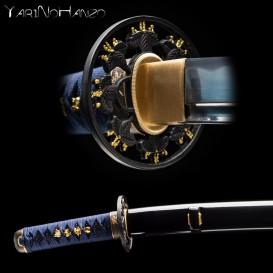 Fukushima Wakizashi Iaito | Espada Samurai | Artesanal