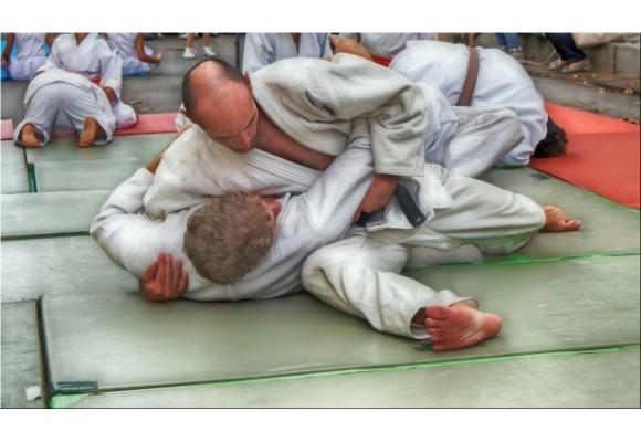 Judo: cinturones y Dan