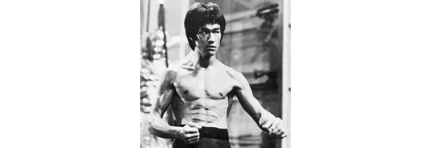 9 frases de Bruce Lee