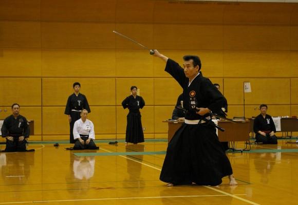 Seitei Iaido: ¿en qué consiste?