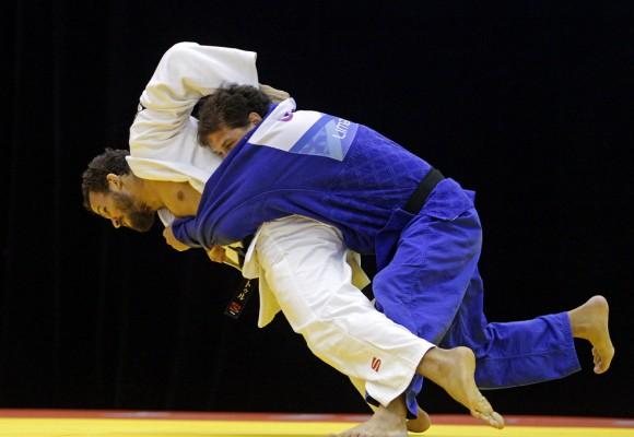 Judo: técnicas