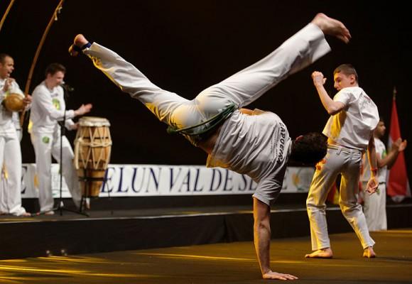 Qué es la capoeira