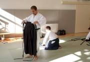 Aikido y hakama: significado y relación