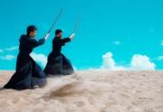 La historia de la escuela Tenshinryu Hyoho de battojutsu