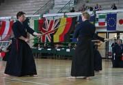 Los kamae básicos en el uso de la espada samurái