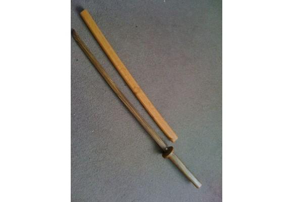 Bokken de bambú: ¿merece la pena?