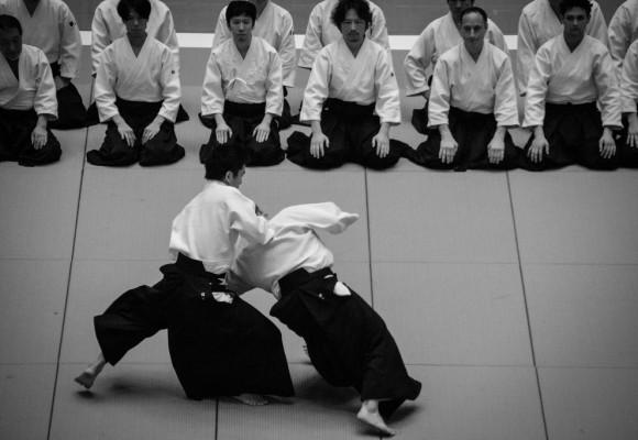¿Es el Aikido el arte marcial que necesitas?