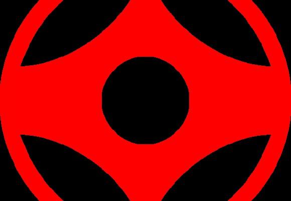 Los símbolos del Kyokushinkai