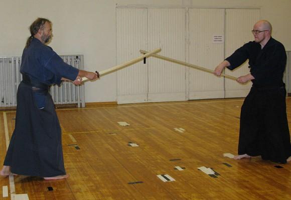 Posturas básicas de las artes marciales
