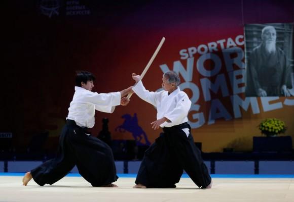 Las armas de Aikido
