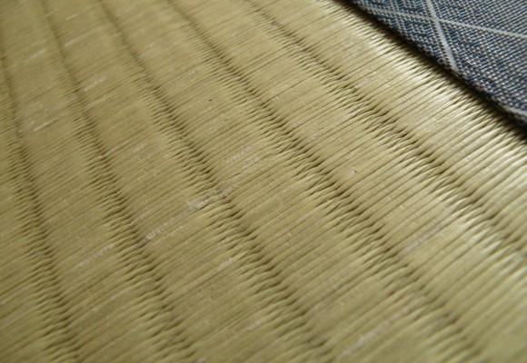 El tatami tradicional