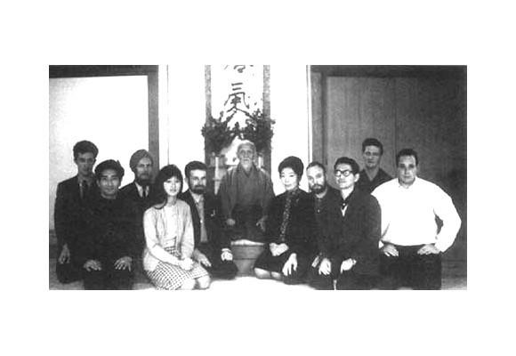 Morihei Ueshiba, fundador del Aikido. Así nació este arte marcial