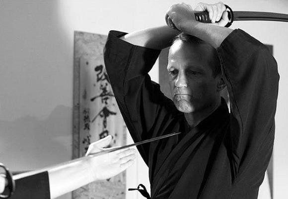 Las artes marciales en que se usa espada samurái