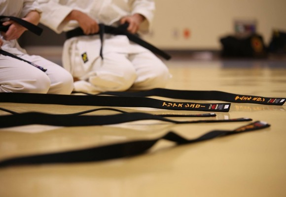 Mitos y origen del cinturón en artes marciales