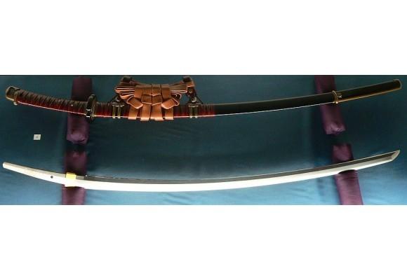 Tachi, el antecesor de la Katana o espada samurái