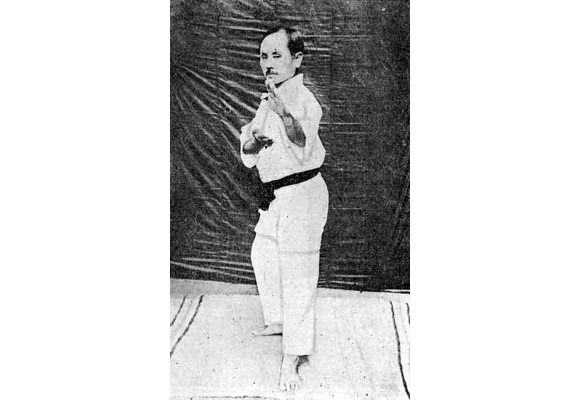 Shotokan, el estilo de karate fundado por Gichin Funakoshi