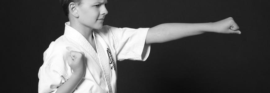 Practicar Kárate: por qué es recomendable para niños