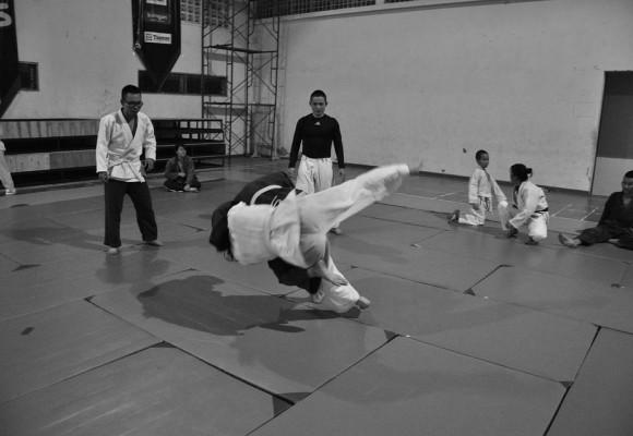 El cinturón de judo