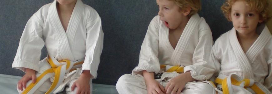 Judo para niños: beneficios